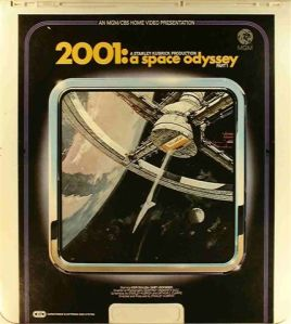 The tech revolution of the 70's, via disc one